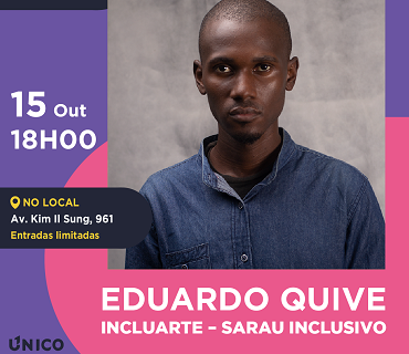 INCLUARTE – SARAU INCLUSIVO